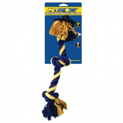 3-Knot cotton rope 55cm