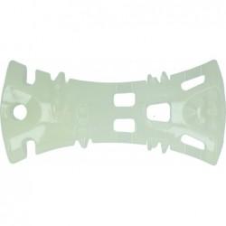 2 Glow Treat bone of its own
