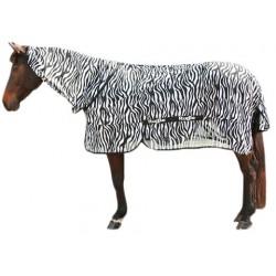 Vliegdeken Zebra incl....