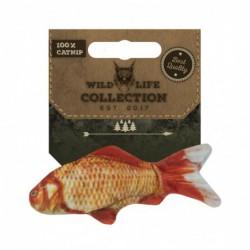 Wild Life Cat Goldfish