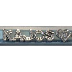 Naamhalsbanden en letters