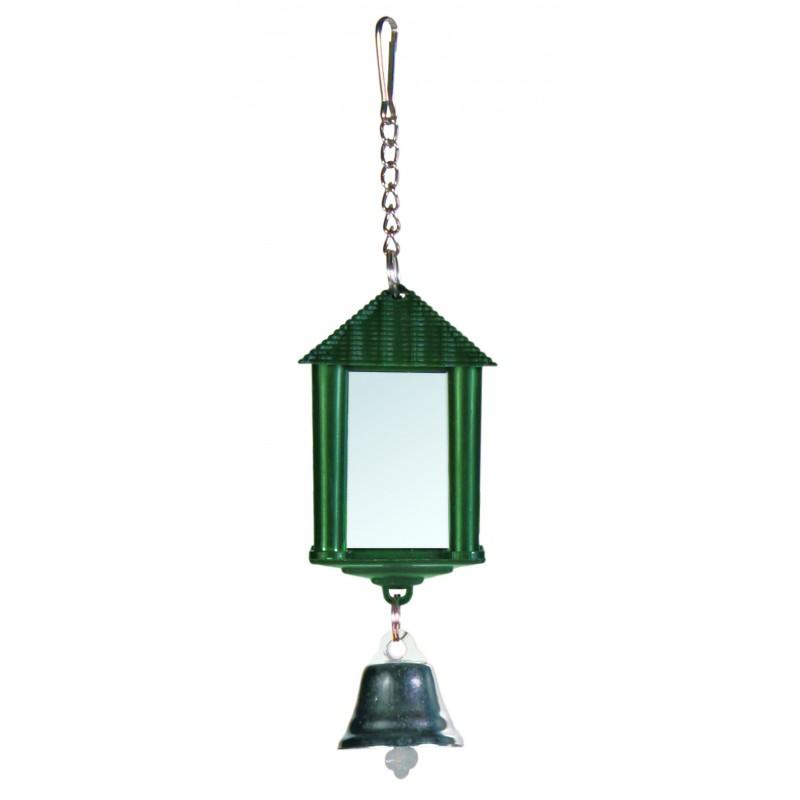 Spiegels - Spiegel lantaarn met bel