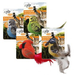 Kattenspeelgoed pluche/bont/stof