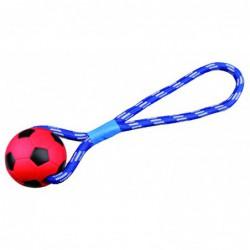 Rubber Toys - Voetbal aan touw