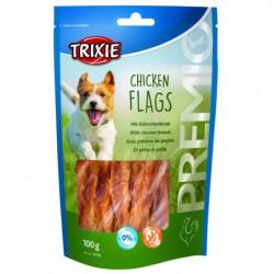 Snacks gedroogd - PREMIO Chicken Flags