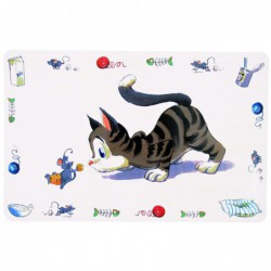 Placemats - Placemat Comical-Cat