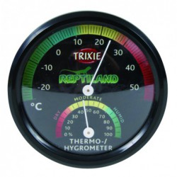 Bewaking en Controle - Thermo-/Hygrometer