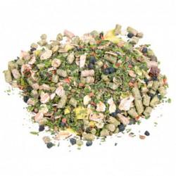 Voeding en mineralen - Natuurvoer-Mix voor Landschildpadden