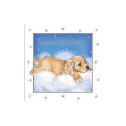 Cloud Nine birthday kaart