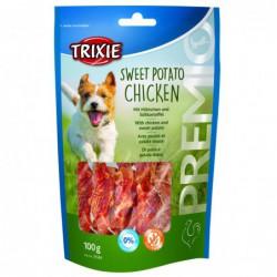 Snacks gedroogd - Premio Sweet Potato Chicken