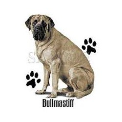 Bullmastiff mini T-shirt