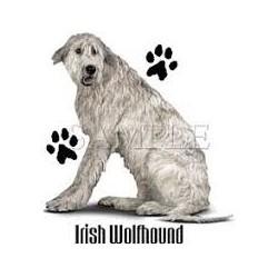 Ierse Wolfshond mini T-shirt