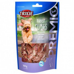 Snacks gedroogd - PREMIO Rabbit Cubes