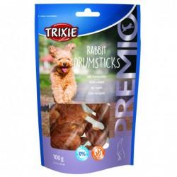 Snacks gedroogd - PREMIO Rabbit Drumsticks
