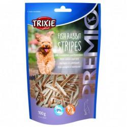 Snacks gedroogd - PREMIO Fish Rabbit Stripes