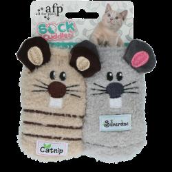 AFP Sock cuddler - Mouse sock