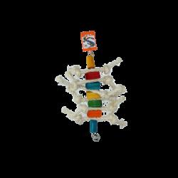 Birrdeeez Caterpillar Bird Toy