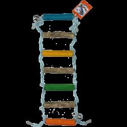 Birrdeeez Parrot Bridge Ladder