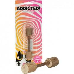 Addicted Wood Dumbell 10.5cm