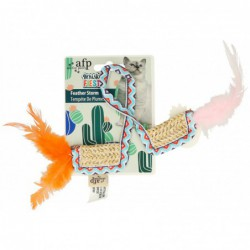 AFP Whisker Fiesta Feather...