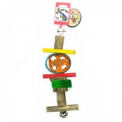 Birrdeeez Parrot Loofah Toy...