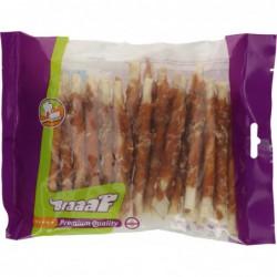 Braaaf Roll sticks chicken...