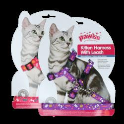 Pawise Kitten Harness Leash S