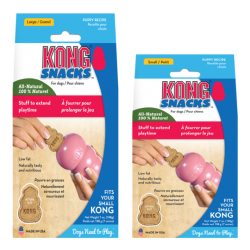 KONG Snacks puppy S