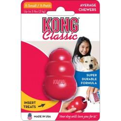 KONG Classic rood XS