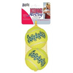 KONG Air squeaker tennis...