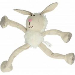 Wooly Luxury fluffy konijn wit