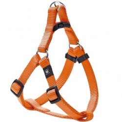 Ziggi step&go harnas oranje