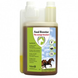 Feed Booster Horse