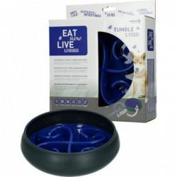 Eat slow live longer tumble...