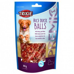 Snacks gedroogd - Premio Rice Duck Balls