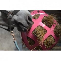 RVS voer/waterbakje met schroefbevestiging