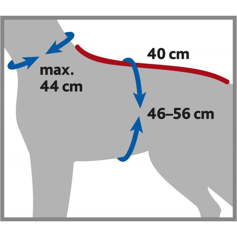 Hond pluche 25cm