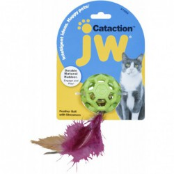 JW Cataction Feather Ball...