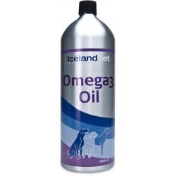 Icelandpet Omega-3 Oil 1l