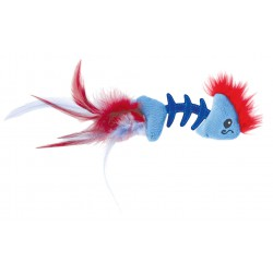 PS Feather fish bone
