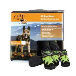 AFP All road boots groen XXL