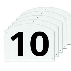 Show Jump cijfers 10 t/m 15...
