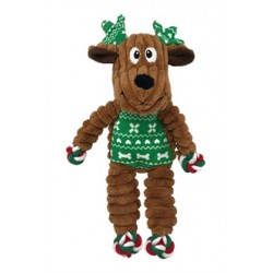 KONG Holiday floppy knots...