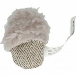 Wooly Luxury Slipper grijs...